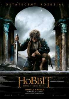 Hobbit: Bitwa Pięciu Armii - The Hobbit: The Battle of the Five Armies *2014* [DVDRip RMVB] [Dubbing PL]
