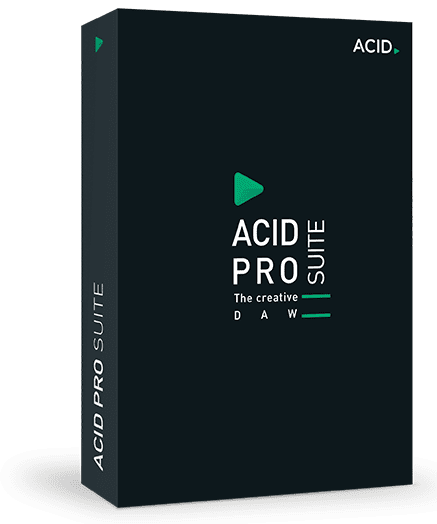 MAGIX ACID Pro Suite 10.0.2 Build 20 - 64bit [ENG] [Crack UZ1] [azjatycki]
