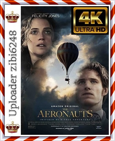 The Aeronauts *2019* [HDR] [2160p] [WEB] [H265-WATCHER] [Napisy PL] [zibi6248]