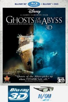 Ghosts of the Abyss 3D (2003)[BRRip. 1080p x264 by alE13 AC3] [Napisy PL] [ENG]