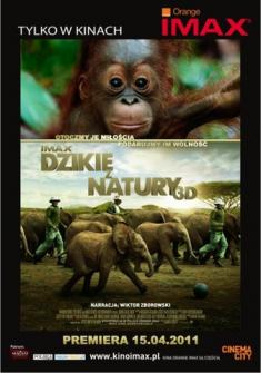 Dzikie z natury / Born to Be Wild (2011) [MULTI BluRay 1080p x264-LTN / Lektor PL]