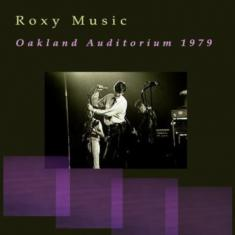 Roxy Music - Live in Oakland 1979 (SBD) [FLAC]