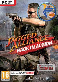 Jagged Alliance: Back in Action *2012* [V1.13] [PL] [RePACK Feniks Team] [.iso]