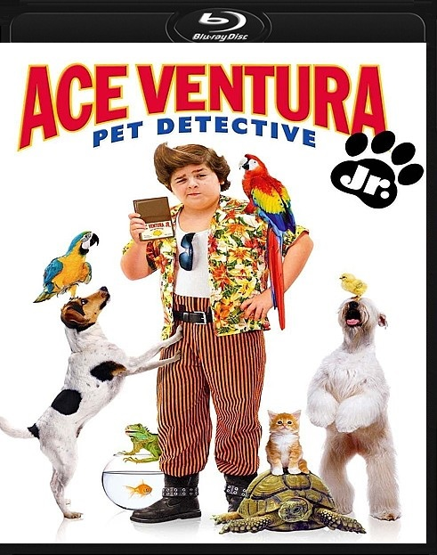 Ace Ventura Junior - Ace Ventura: Pet Detective Jr. *2009* [m1080p] [BluRay] [x264] [AC3-LTN] [Lektor PL]
