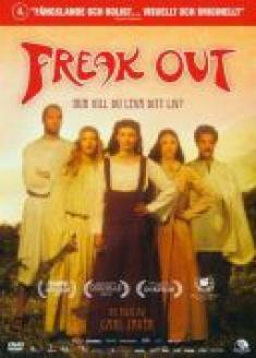 Freak Out (2014) [720p] [BluRay] [x264] [AC3-KiT] [Lektor PL]