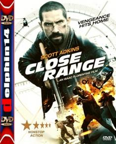 Samotny gringo - Close Range *2015* [PAL] [DVD5] [AUDIO 5:1] [Lektor PL]