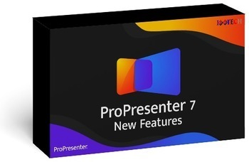 ProPresenter 7.4 Build 117702672 - 64bit [ENG] [Crack] [azjatycki]
