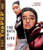 Nienawiść, którą dajesz / The Hate U Give (2018) [HC] [WEBRip] [XviD] [MP3-STUTTERSHIT] [ENG]