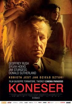 Koneser - The Best Offer *2013* [480p] [BDRip] [x264] [AC3-MiNS] [Lektor PL]