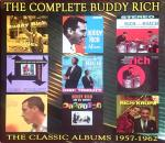 THE COMPLETE BUDDY RICH - THE CLASSIC ALBUMS 1957-1962 [CD3] [2015] [WMA] [FALLEN ANGEL]