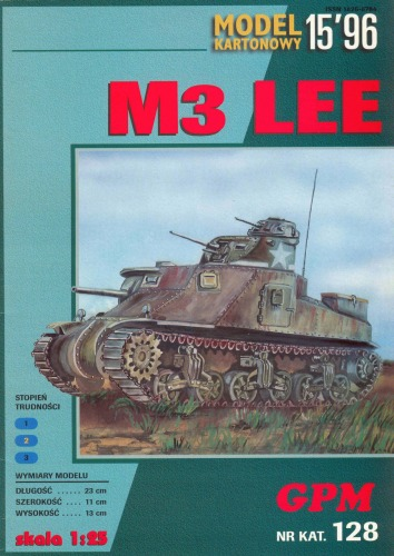 M3 Lee -  [PL] [pdf] [LIBGEN]