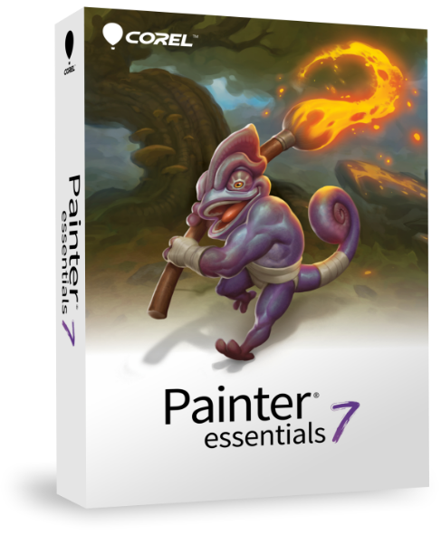 Corel Painter Essentials 7.0.0.86 - 64bit [ENG] [Crack BGD00] [azjatycki]