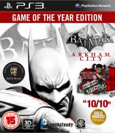 Batman: Arkham City Game Of The Year Edition [USA] [PL]
