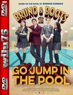 Bruno & Boots: Go Jump in the Pool *2016* [WEBRip] [XviD-KiT] [Dubbing PL]