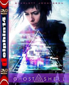 Ghost in the Shell (2017) [480p] [HCHDRip] [XviD] [AC3-D14] [Lektor PL IVO]