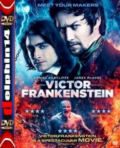 Victor Frankenstein *2015* [PAL] [DVD5] [AUDIO 5:1] [Lektor PL]