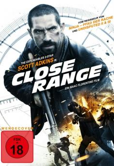 Samotny Gringo - Close Range *2015* [PAL] [DVD5] [Lektor PL]