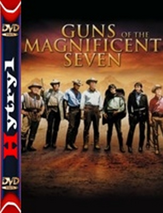Kolty siedmiu wspaniałych - Guns of the Magnificent Seven (1969) [720p] [HDTV] [XViD] [AC3-H1] [Lektor PL]