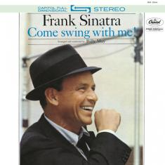 Frank Sinatra - Come Swing With Me! *2015* [FLAC]