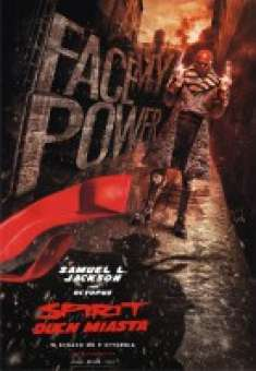 Spirit - Duch Miasta - The Spirit *2008* [DVDRip RMVB] [Lektor PL]