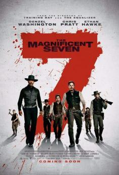 Siedmiu wspaniałych - The Magnificent Seven *2016* [NEW HD-TS x264-CPG] [ENG]