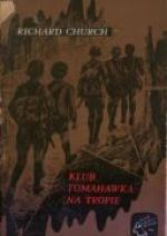 Richard Church - Klub Tomahawka na tropie (1972) [ebook PL] [epub mobi pdf azw3]