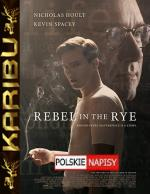 Rebel in the Rye (2017) [SUBBED] [LIMITED] [BDRip] [x264-GECKOS] [Napisy PL] [Karibu]
