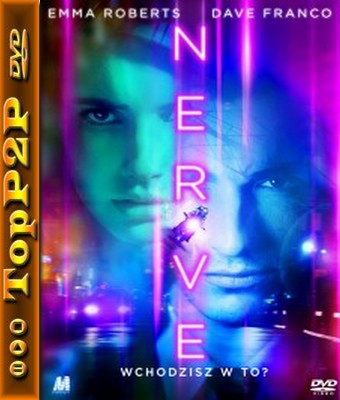 Nerve (2016) [480p] [BDRip] [XviD-KiT] [Lektor PL]