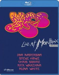 Yes - Live at Montreux (2003) [Blu-Ray 1080p]
