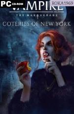 Vampire: The Masquerade - Coteries of New York [v.1.0.05 (35607)] *2019* [ENG] [GOG] [EXE]