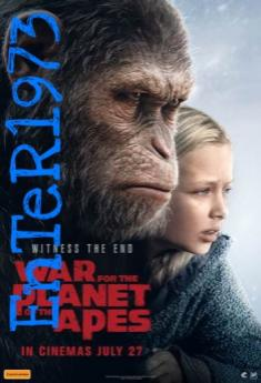 WOJNA O PLANETĘ MAŁP - WAR FOR THE PLANET OF THE APES  *2017* [720P.HC.HDRIP.AC3.X264] [ENTER1973] [LEKTOR PL IVO]