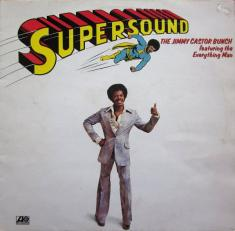 The Jimmy Castor Bunch - Supersound (1975) [MP3@320]