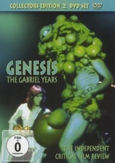 Genesis - The Gabriel Years *2010* [DVD5] [PAL] [2 DVD Set]