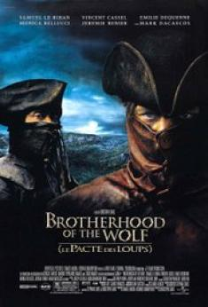 Braterstwo wilków / Le pacte des loups (2001) [HDDVDRip] [XviD.AC3-LTN] [Lektor PL]