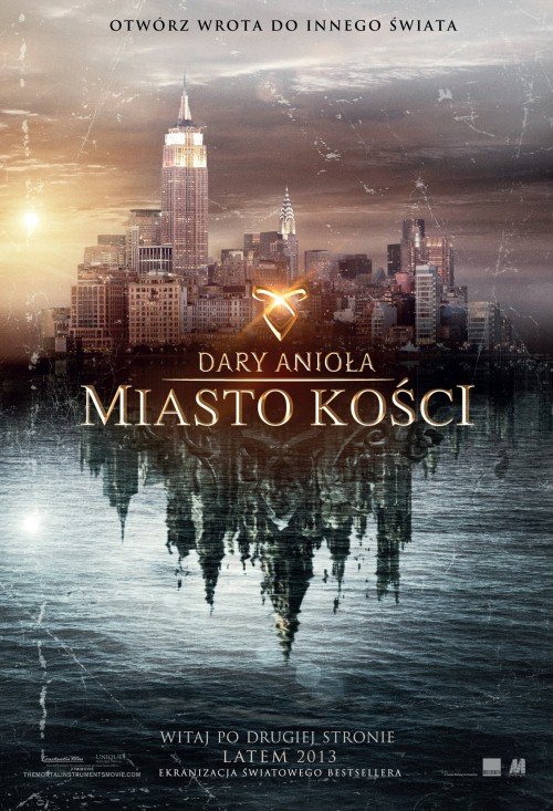 Dary Anioła: Miasto kości / The Mortal Instruments: City of Bones (2013) [BRRip] [480p] [XviD] [AC3-LTN] [Lektor PL] [avi]  [FIONA9]