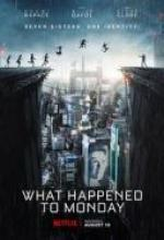 Siedem sióstr - What Happened to Monday - Seven Sisters *2017* [720p] [BluRay] [x264-KiT] [Lektor PL] [360f.] [FIONA6]
