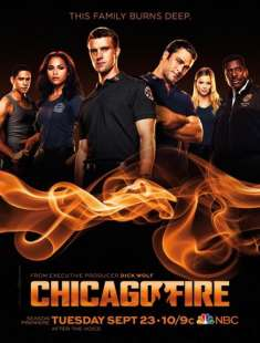 Chicago Fire [S03E16] [HDTV] [x264-LOL] [ENG]