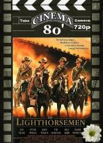 Lekka kawaleria - The Lighthorsemen *1987* [720p.BRRip.Xvid-NoNaNo] [Lektor PL]