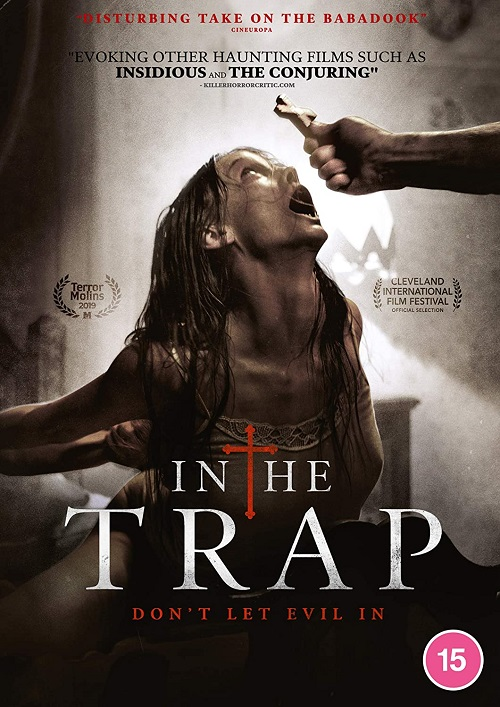 W pułapce / In the Trap (2019) [720p] [BluRay] [x264] [AC3-KLiO] [Lektor PL]