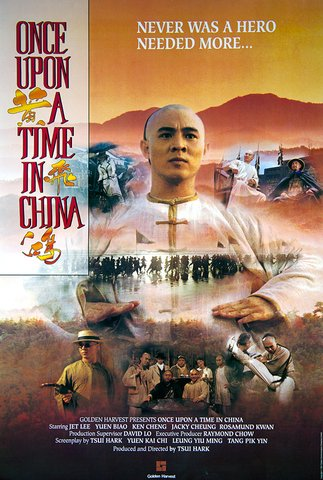 Dawno temu w Chinach / Wong Fei Hung / Once Upon a Time in China (1991) [BRRip] [480p] [XviD] [AC3-LTN] [Lektor PL] [avi]  [FIONA9]