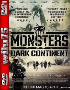 Monsters: Dark Continent *2014* [BRRip] [XviD-MORS] [Napisy PL]