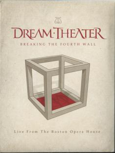 Dream Theater - Breaking The Fourth Wall *2014* [DVD9] [NTSC] [2 DVD]