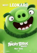 Angry Birds Film - The Angry Birds Movie *2016* [480p.BRRip.Xvid.AC3-Nitro] [Dubbing PL]