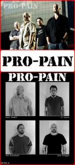 Pro-Pain - Discography (1992-2015) [ENG] [mp3@192-320] [D.T.m1125]