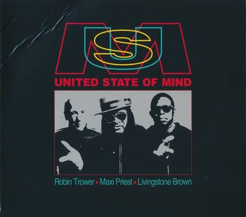 Robin Trower, Maxi Priest, Livingstone Brown - United State of Mind (2021) [FLAC]