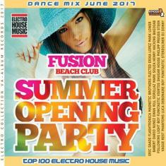 VA - Fusion Beach Club: Summer Opening Party (2017) [MP3@320]