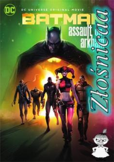 Batman: Atak Na Arkham - Batman: Assault On Arkham *2014* [DVDRip.x264-Złośnicaa] [Lektor PL]