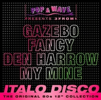 (Italo-Disco) Pop & Wave Presents 3From1-Italo Disco (cd compilation '2012)-(flac)