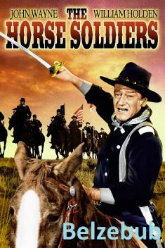Konnica - The Horse Soldiers (1959) [DVDRip.XviD.AC3] [Lektor PL]