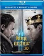 King Arthur: Legend of the Sword (2017) 3D-Video [Blu-Ray EUR 1080p] [ENG / Lektor PL]